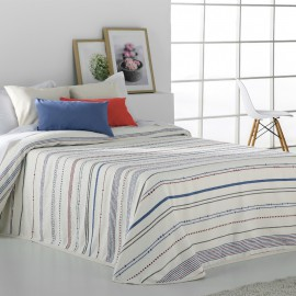 INDALO bedspread from the Rustic collection