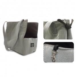elegant TWEED yagu bag