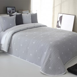 Dempsy reversible bedspread