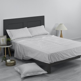 144 thread count 50/50 cotton/polyester Nordic sheet set