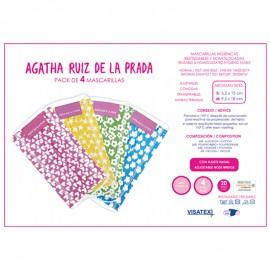 Mascarillas Agatha Ruiz de la Prada