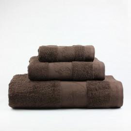 juego toallas 3 piezas arabide 100% algodón 600 gr/m2
