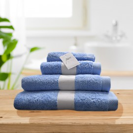 Pure Sky 100% cotton Towel