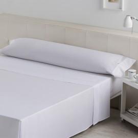 Juego sábanas hostelería 50/50 alg/pol Liso blanco