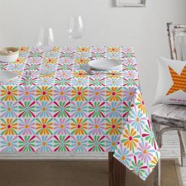 Coated Tablecloth DIG-086 by Agatha Ruiz de la Prada