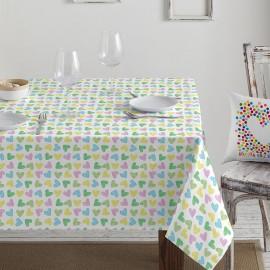 Coated Tablecloth DIG-085 by Agatha Ruiz de la Prada
