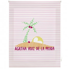 Roller blind DIG-003 Agatha Ruiz de la Prada