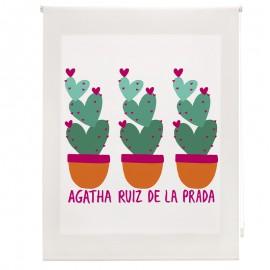 Roller blind DIG-041 Agatha Ruiz de la Prada