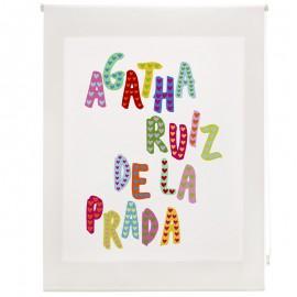 Roller blind DIG-043 Agatha Ruiz de la Prada