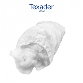 Fibra hueca conjugada siliconada para relleno bolsa de  1 KG