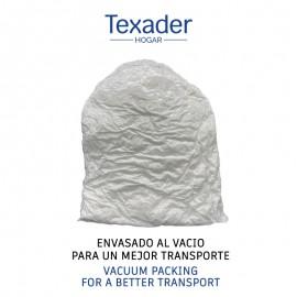 Siliconized conjugated hollow fiber for filling 1 KG bag