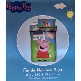 Peppa Pig Nordic cover 90cm