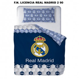 """""""Real Madrid 2"""" Nordic cover 90cm"""