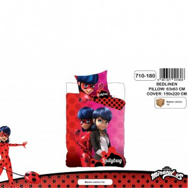 Ladybug 1 (2P) Nordic cover 90cm