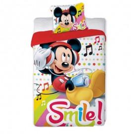 """Mickey 2"" Nordic cover 90cm"
