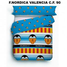 Valencia C.F. Nordic cover 90cm