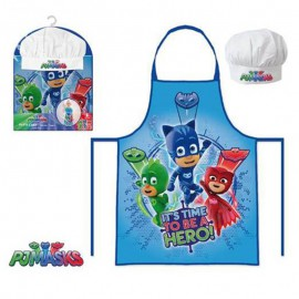 Pjmasks APRON AND COOKING HAT
