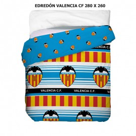 Valencia C.F. Eiderdown 280x260cm