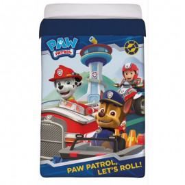 Car Paw Patrol COPRILETTO 180x260