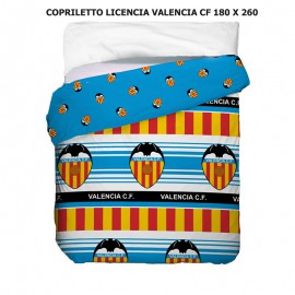 Valencia C.F. COPRILETTO 180x260